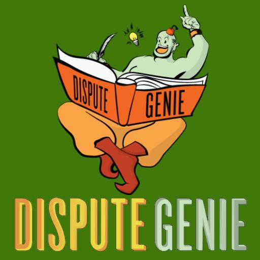 Dispute Genie LOGO-APP點子