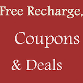 Free Recharge & Coupons