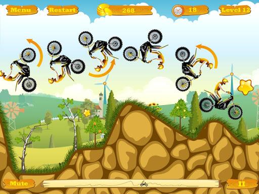 Moto Race Pro -- physics motorcycle racing game 3.59 Cheat screenshots 7
