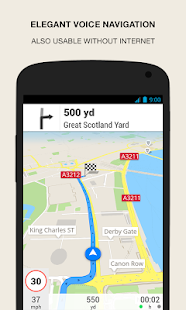 GPS Navigation & Maps - Scout- screenshot thumbnail