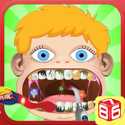 Naughty Kids Dentist
