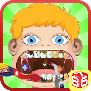 Naughty Kids Dentist for PC and MAC