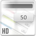Elegant Battery Bar UCCW SKIN icon