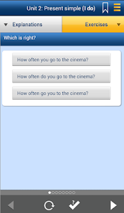 English Grammar in Use Screenshot