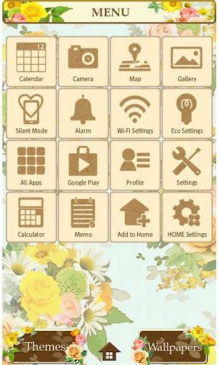 Flower Wallpaper Minty 1.3 Windows u7528 2