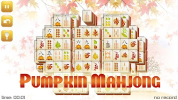 Screenshot of Fall Mahjong