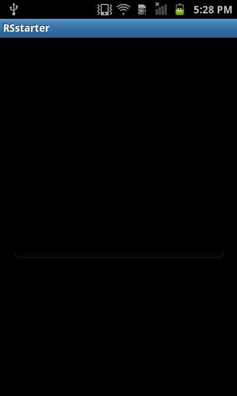 RemoteCall Starter M v2.0 - screenshot