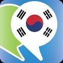 Learn Korean Phrasebook icon