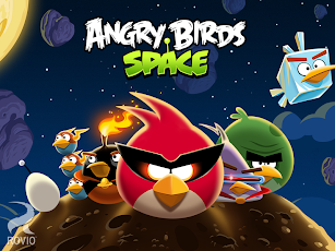 Angry Birds Space HD Screenshot 0