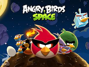 Angry Birds Space HD Screenshot 0