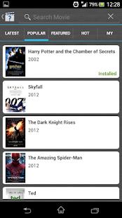 Unlimited Movie Quiz - screenshot thumbnail