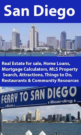 San Diego real estate app