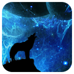 Howling Space Live Wallpaper Apk