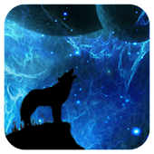 Howling Space Live Wallpaper