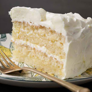 Gluten-free Lemon Layer Cake