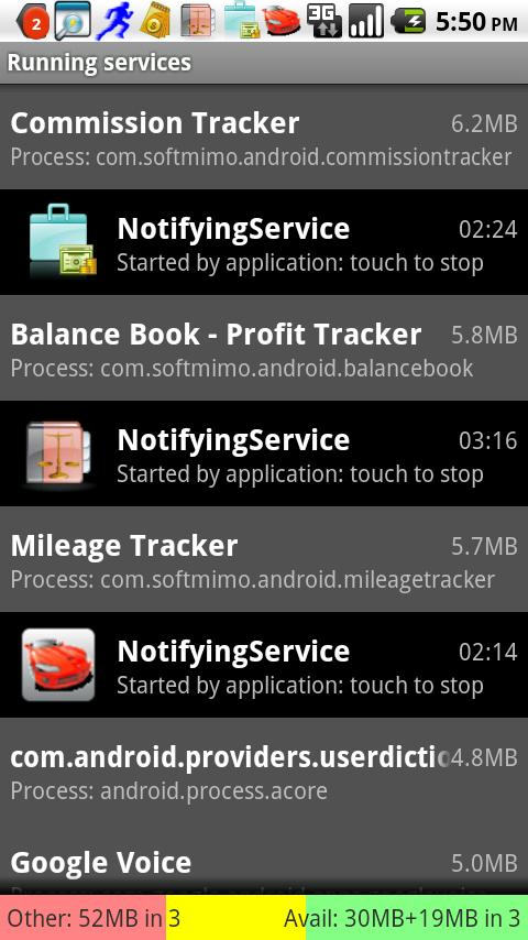 Express Task Manager - screenshot