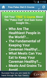 Low Carb Diet! - screenshot thumbnail