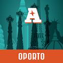 Oporto guía mapa offline icon