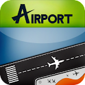 Airport (All) – Flight Tracker logo