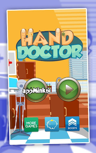 Hand Doctor Kids Nail Doctor