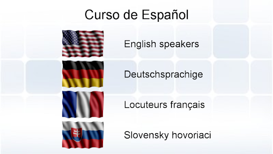 Learn Spanish with Hugo lite - screenshot thumbnail