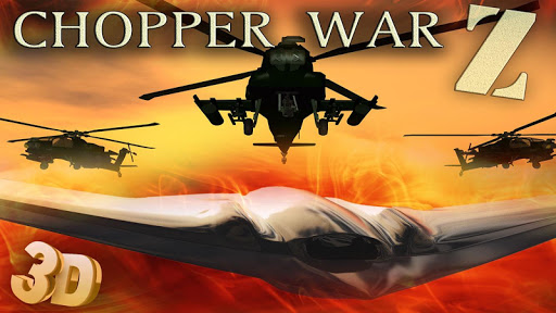 Chopper war - the armor of god