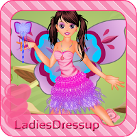 Tooth Fairy Dressup  Girl Game 1.0.2