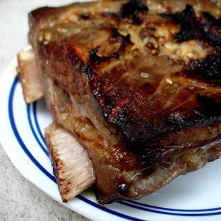 Asian Marinated Crockpot Beef Spare Ribs