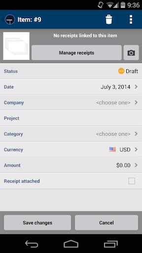 玩財經App|Radius Expenses免費|APP試玩