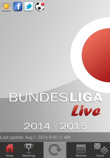 Bundesliga Live 2014-2015