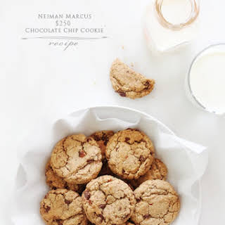 Neiman Marcus Chocolate Chip Cookies.