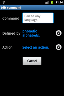 Voice Control pro - screenshot thumbnail