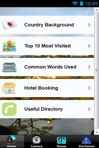 Hotels Booking: Japan
