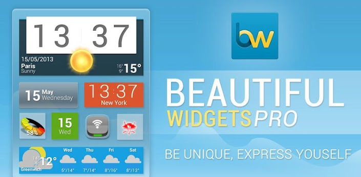 Beautiful Widgets Pro
