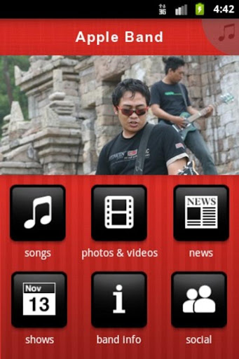 【免費音樂App】Apple Band-APP點子