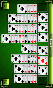 Solitaire 4 in 1 - screenshot thumbnail
