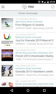 FISU- screenshot thumbnail