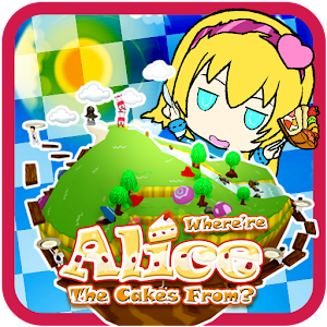 Alice's Cake in Wonderland for PC and MAC