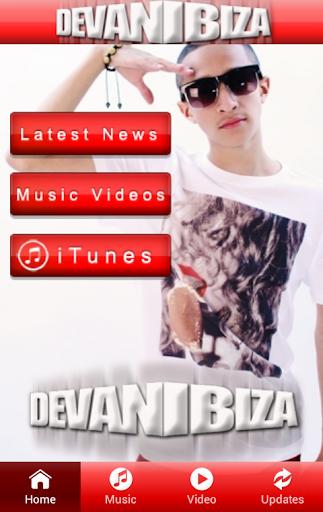 DJ Devan Ibiza Official App