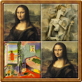 Art Memory Game