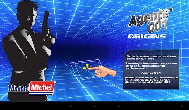 agente 001 origins apk screenshot
