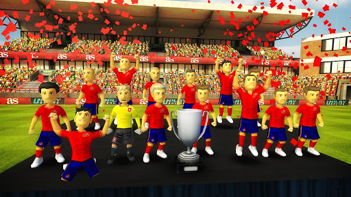 Striker Soccer Euro 2012 Pro  screenshots 11