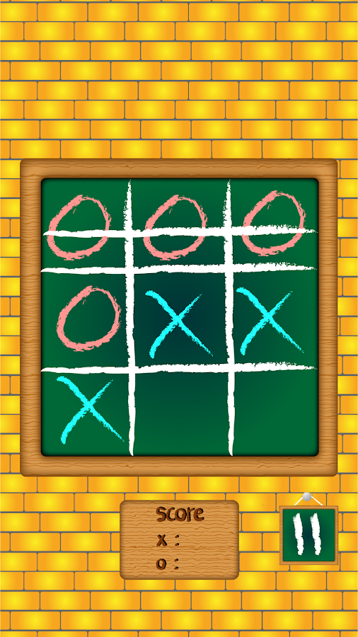 Tic Tac Toe In Class - screenshot