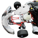 Jetting Max Kart logo