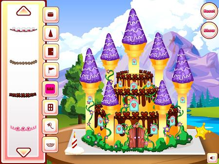 Princess Castle Cake Cooking 3.0.1 screenshot 525262