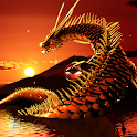 Dragon of Mt. Fuji Trial icon