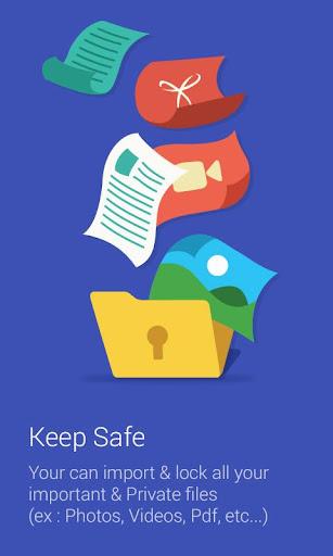 File locker - Lock any File