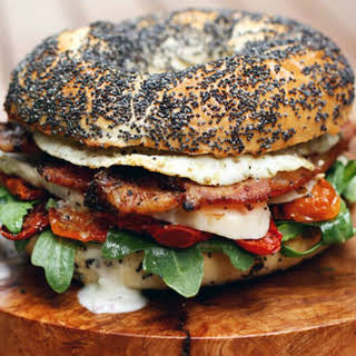 Chicken Sandwich With Egg Recipes.