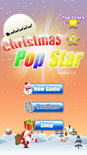 Christmas Pop Star