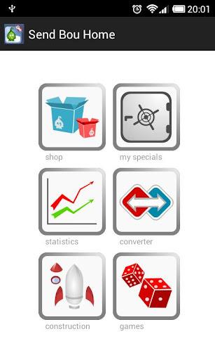 【免費解謎App】Send Bou Home-APP點子
